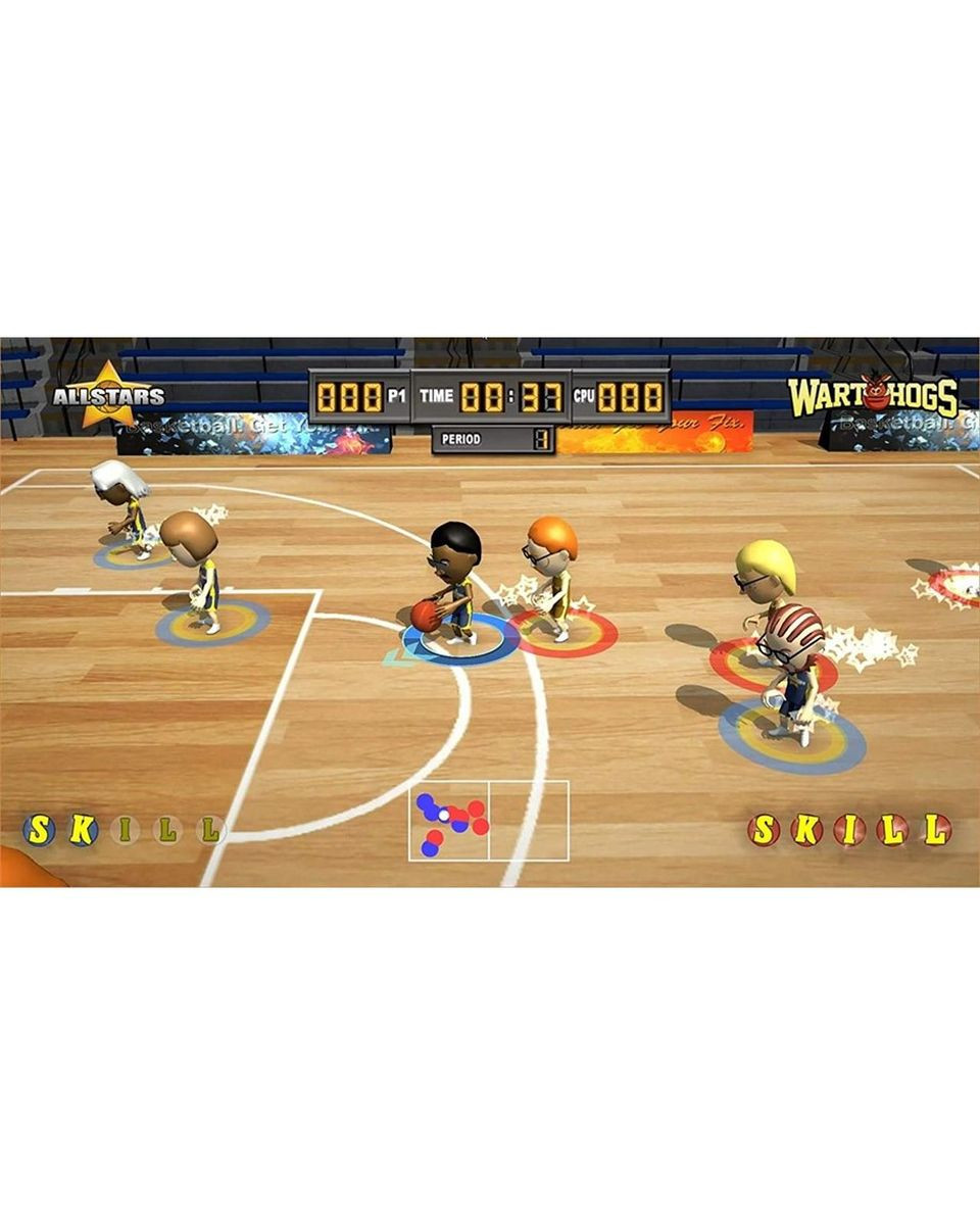 Switch Junior League Sports Collection 3 in 1