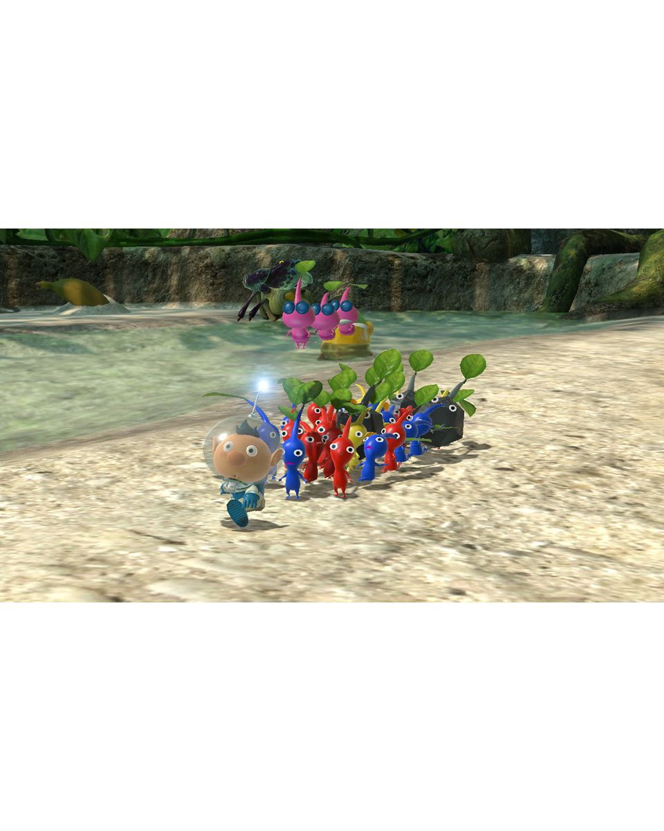 Switch Pikmin 3 Deluxe