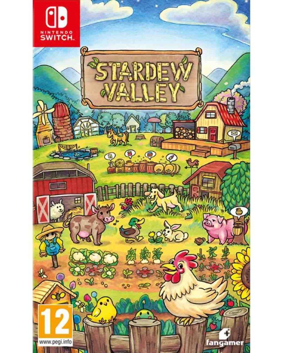 Switch Stardew Valley