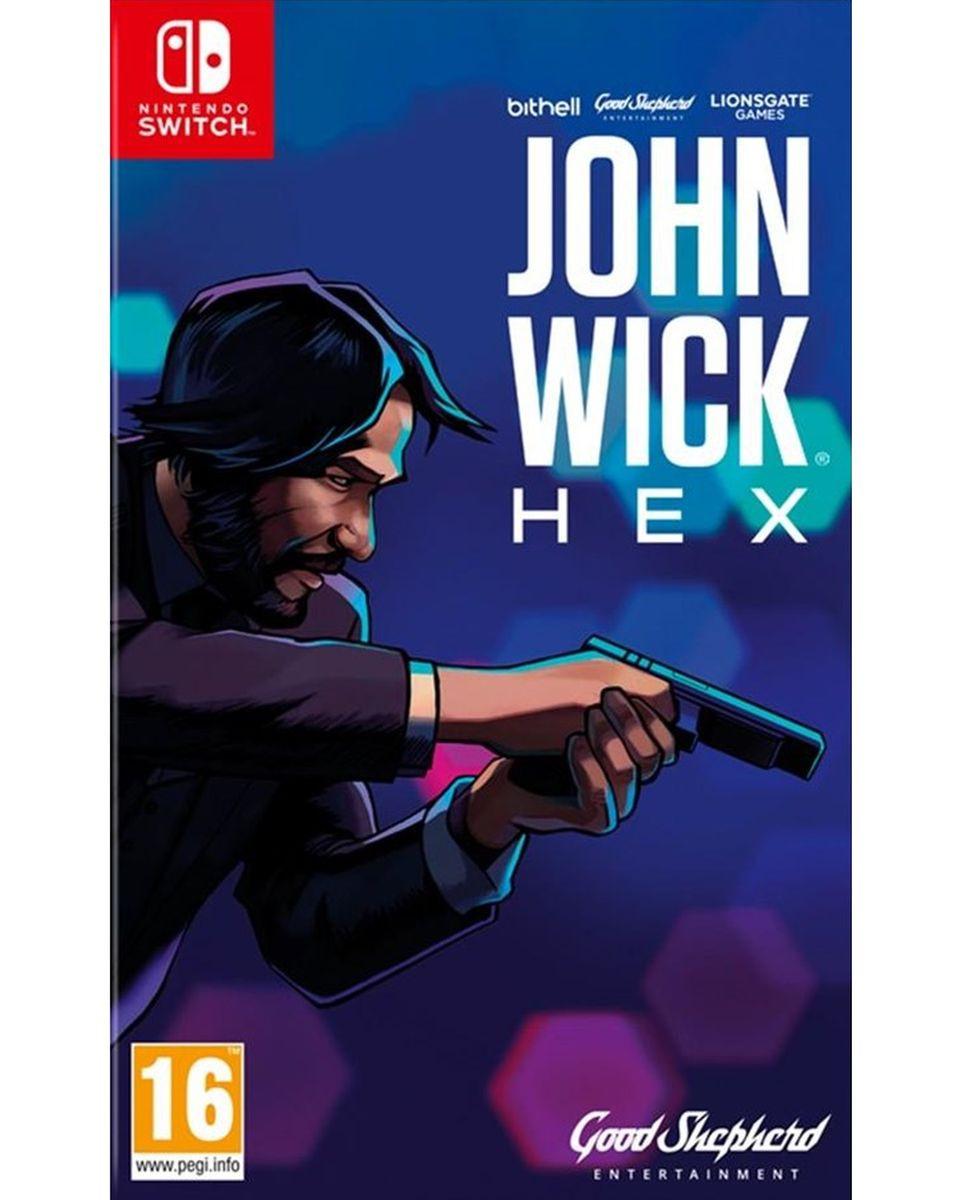 Switch John Wick Hex