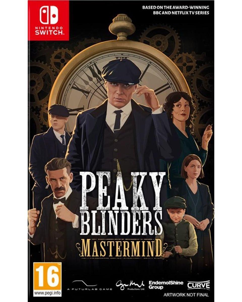 Switch Peaky Blinders - Mastermind