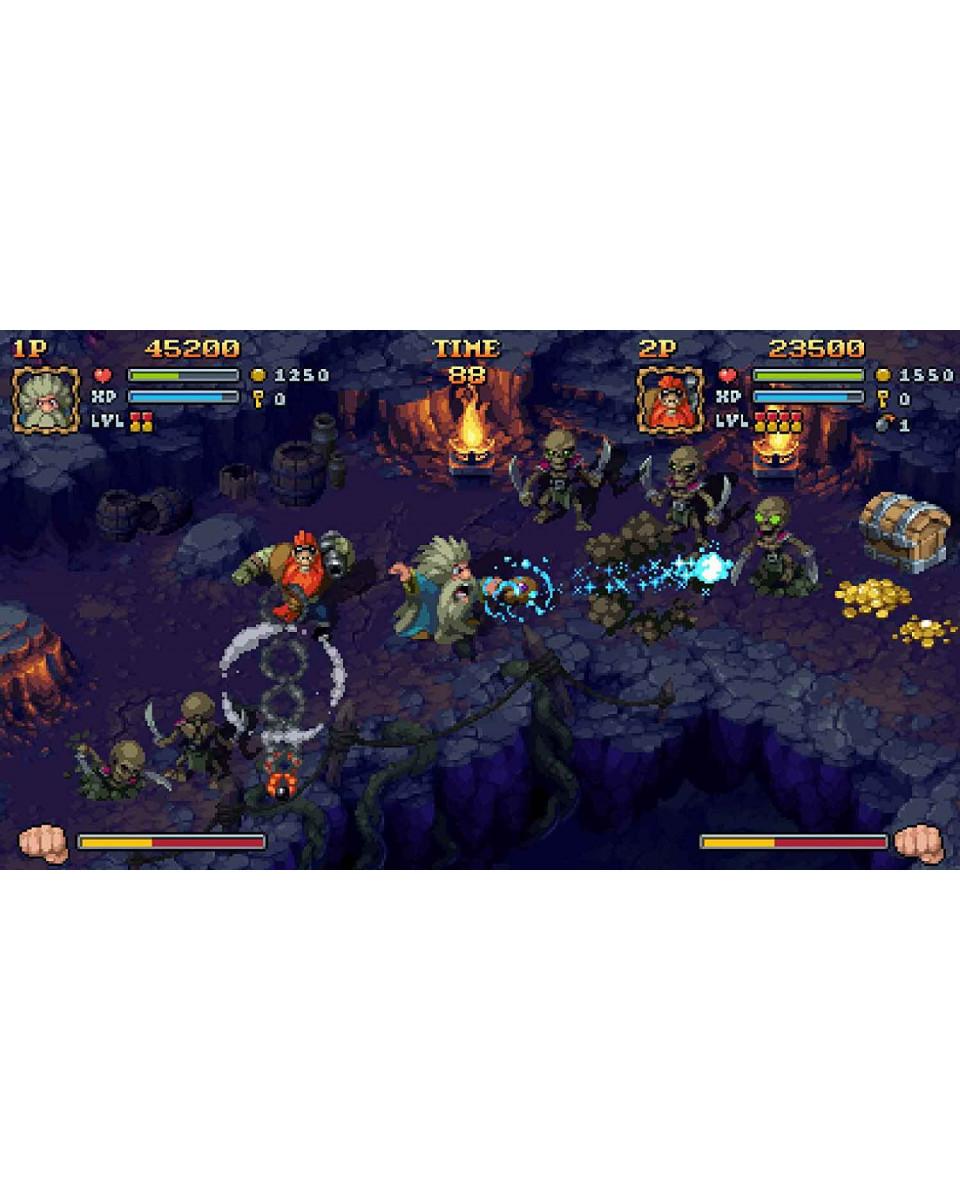 Switch Battle Axe
