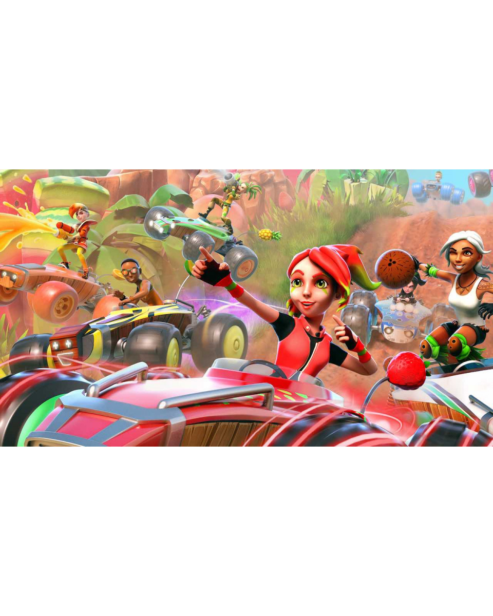 Switch Star Fruit Racing (Code in a Box)