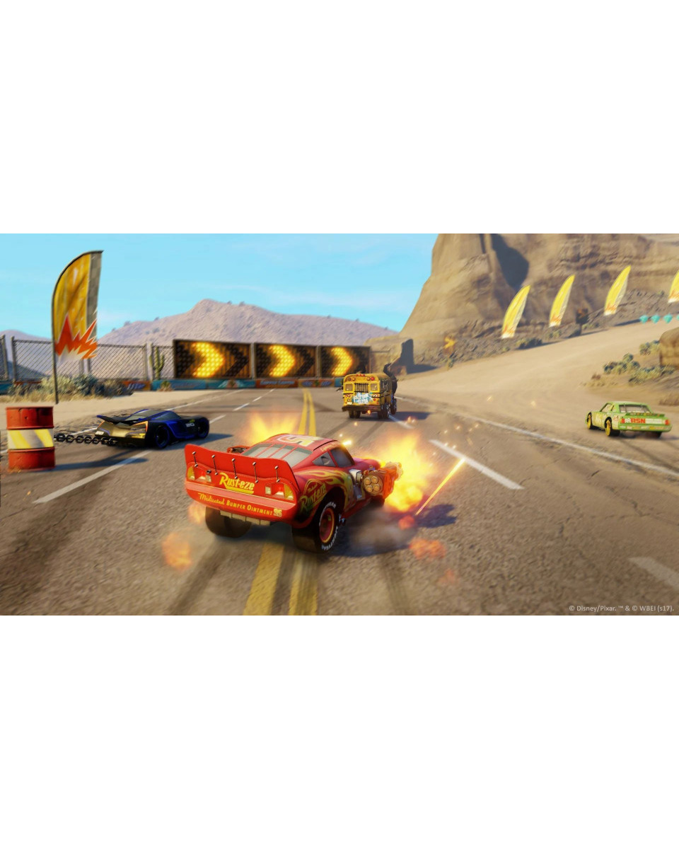 Switch Cars 3 - Driven To Win (Code in a Box)