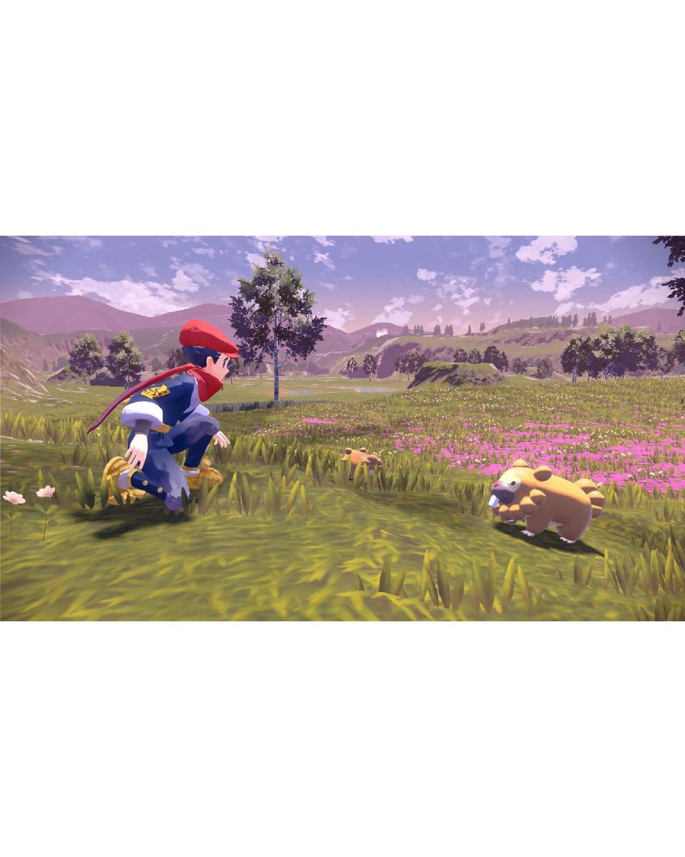 Switch Pokemon Legends Arceus