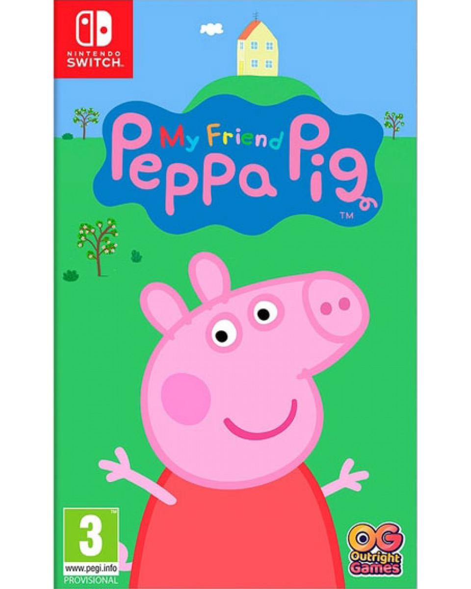 Switch My Friend Peppa Pig