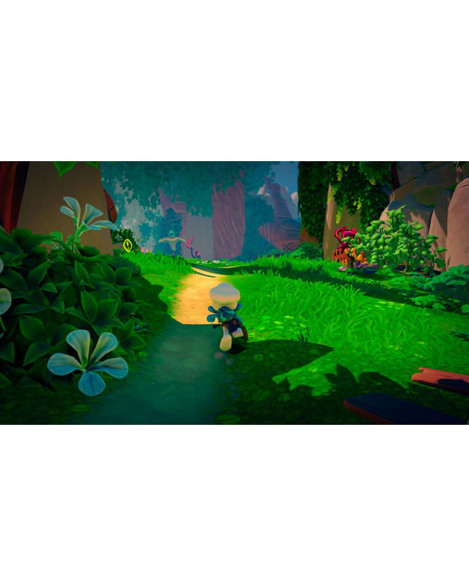 PS4 The Smurfs - Mission Vileaf