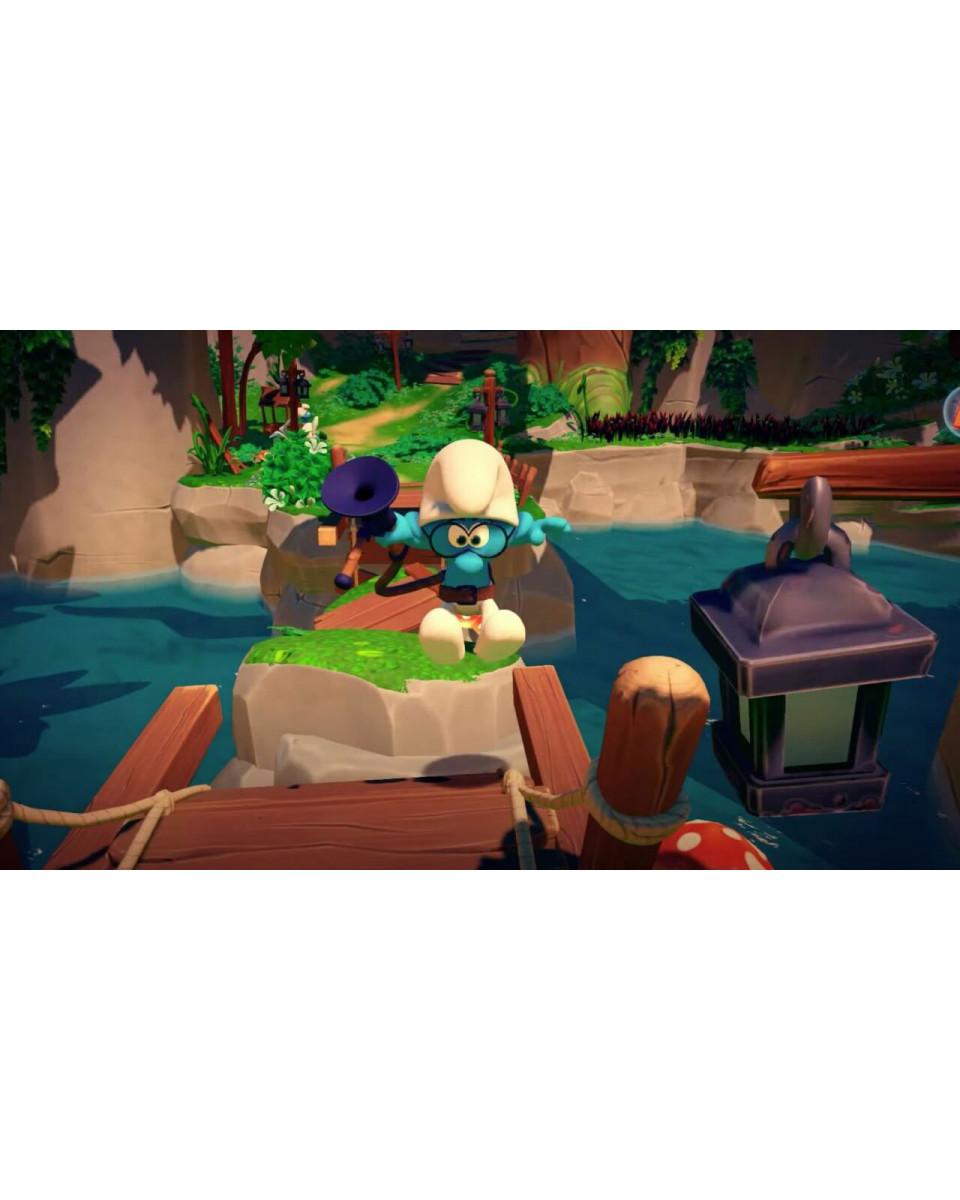XBOX ONE The Smurfs - Mission Vileaf