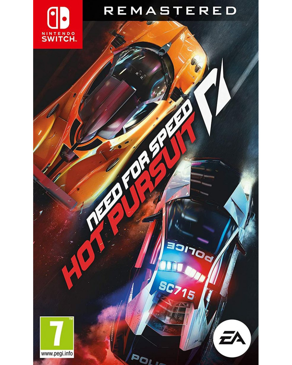 Switch Need for Speed: Hot Pursuit - Remastered