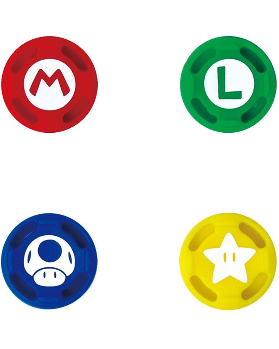 Nintendo Switch Silicone Thumb Grips Super Mario