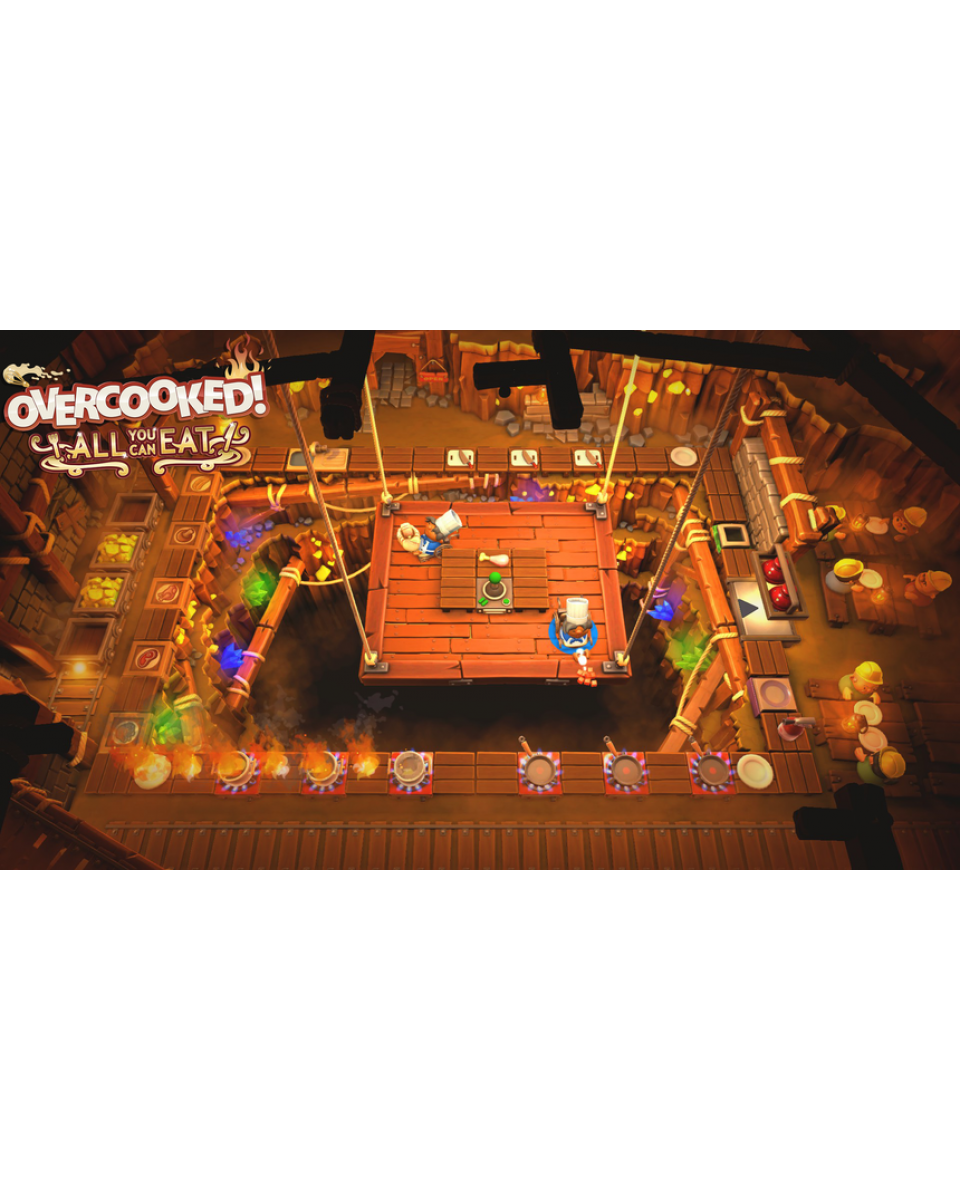 XBOX Series X Overcooked - All You Can Eat