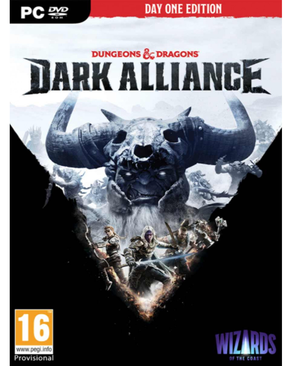 PC Dungeons and Dragons Dark Alliance Special Edition