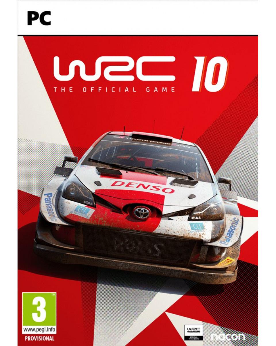 PCG WRC 10