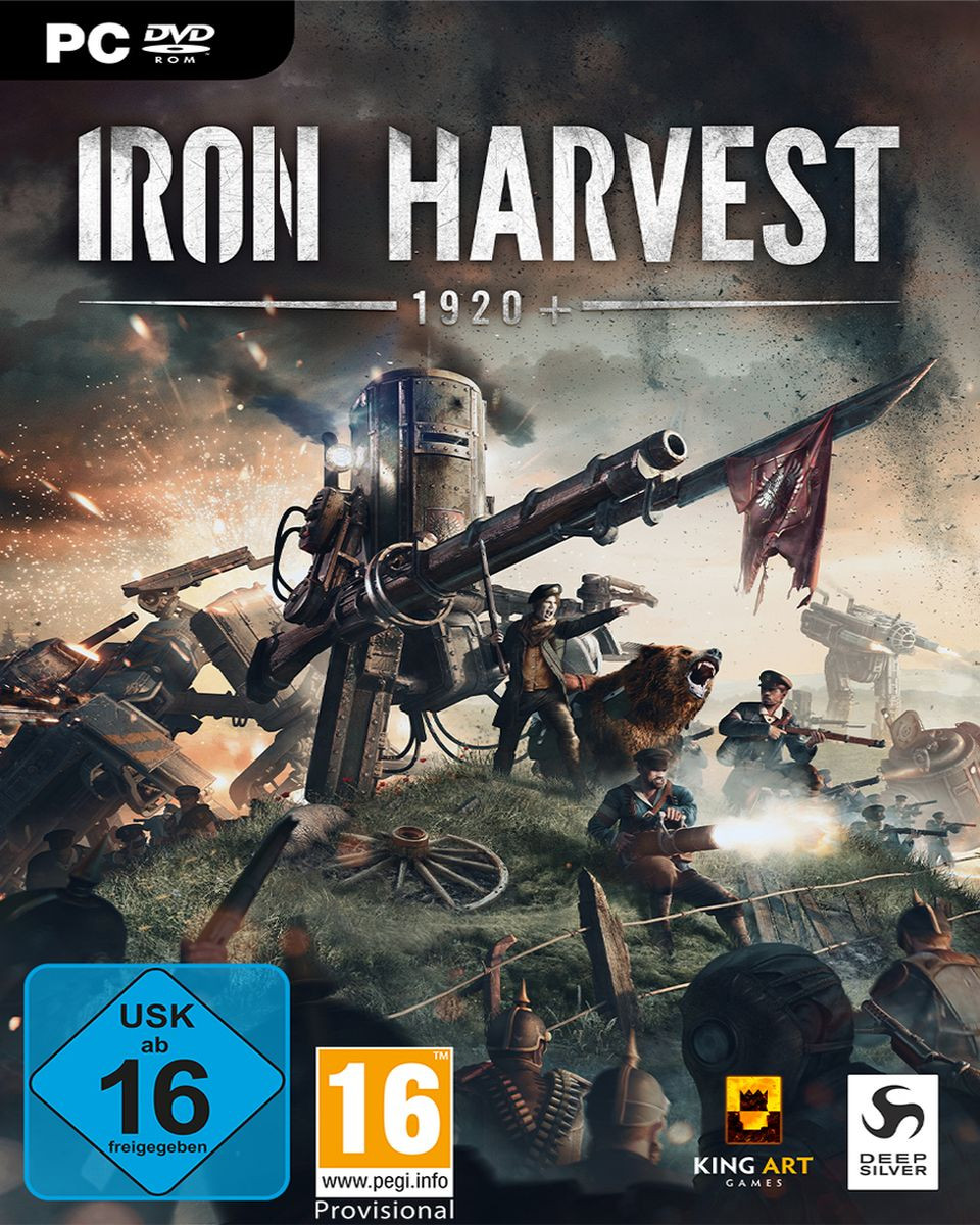 PCG Iron Harvest