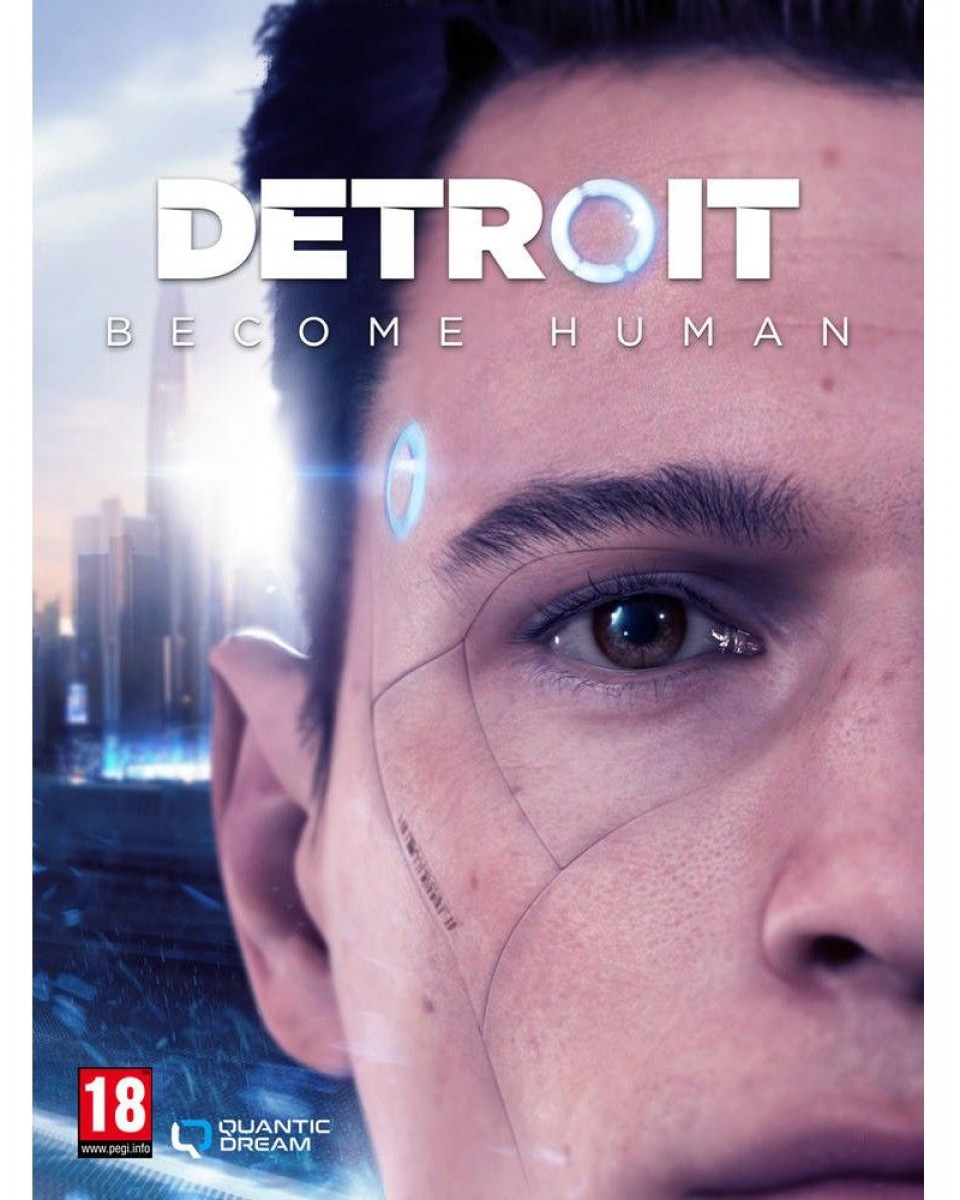 PCG Detroit - Become Human - Collector's Edition