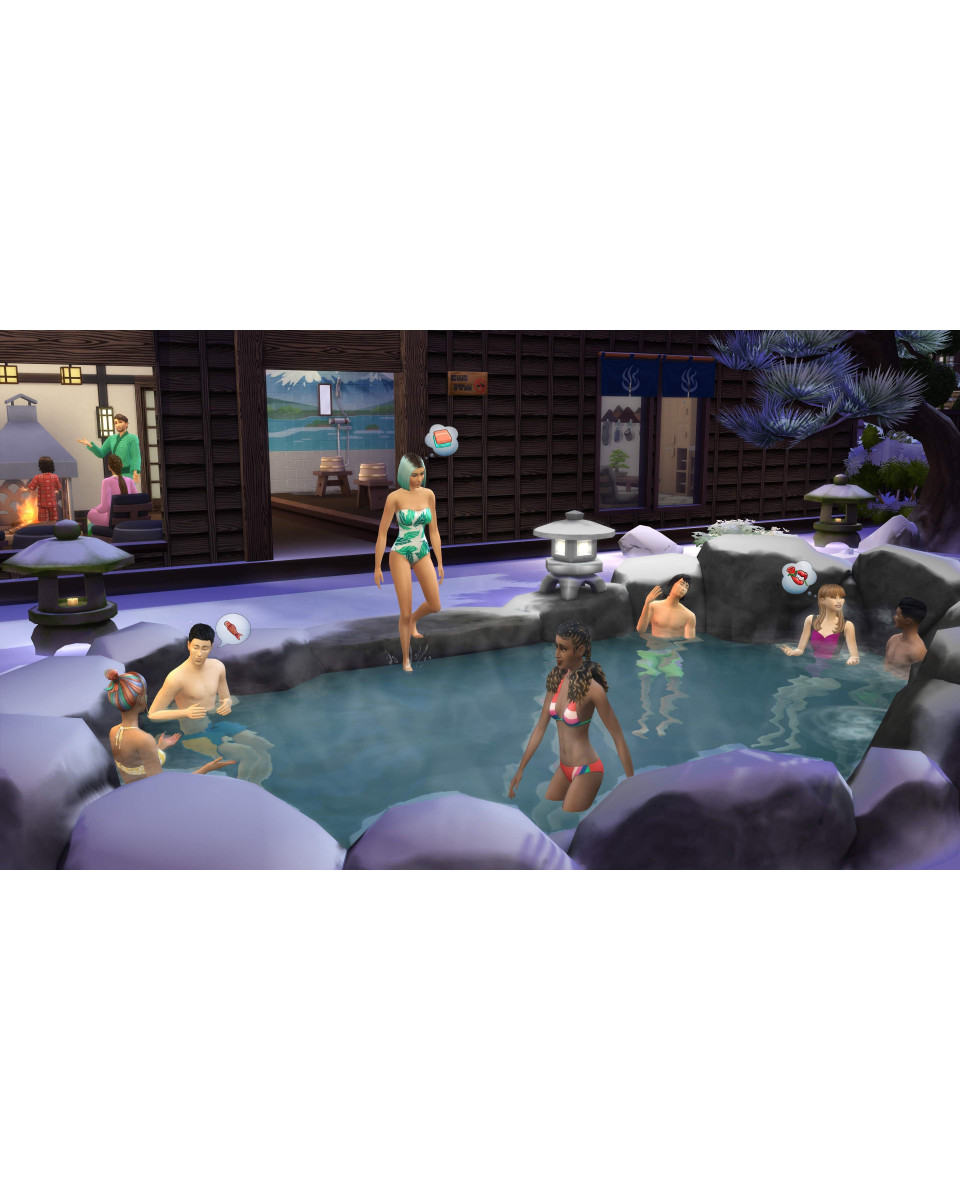 PCG The Sims 4 - Expansion Snowy Escape