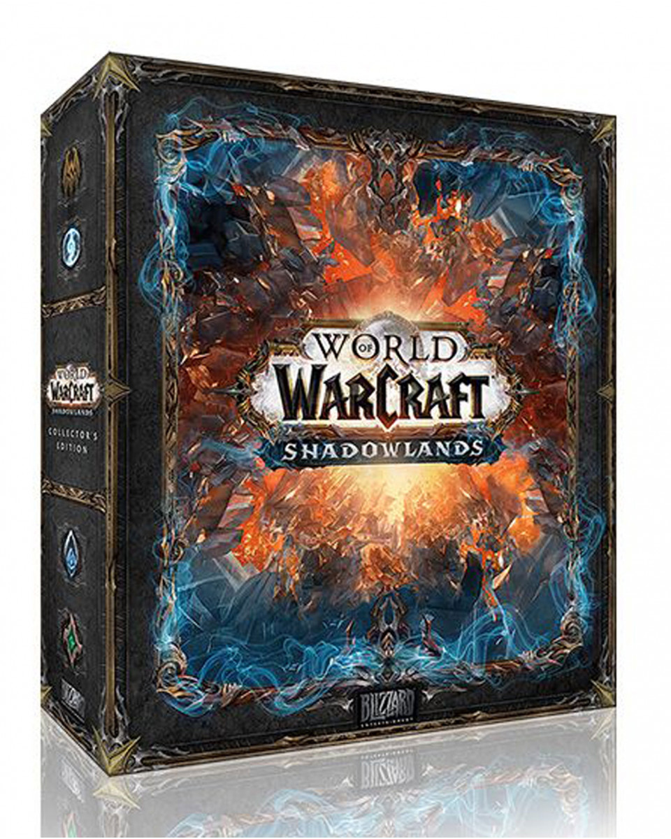 PCG World of Warcraft - Shadowlands - Collectors Edition