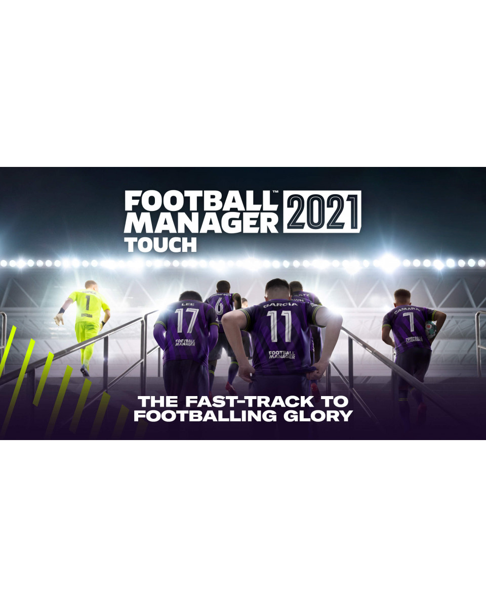 PCG Football Manager 2021