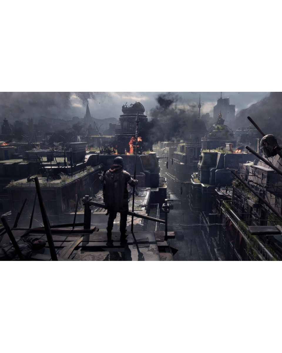 PS4 Dying Light 2 Stay Human Deluxe Edition
