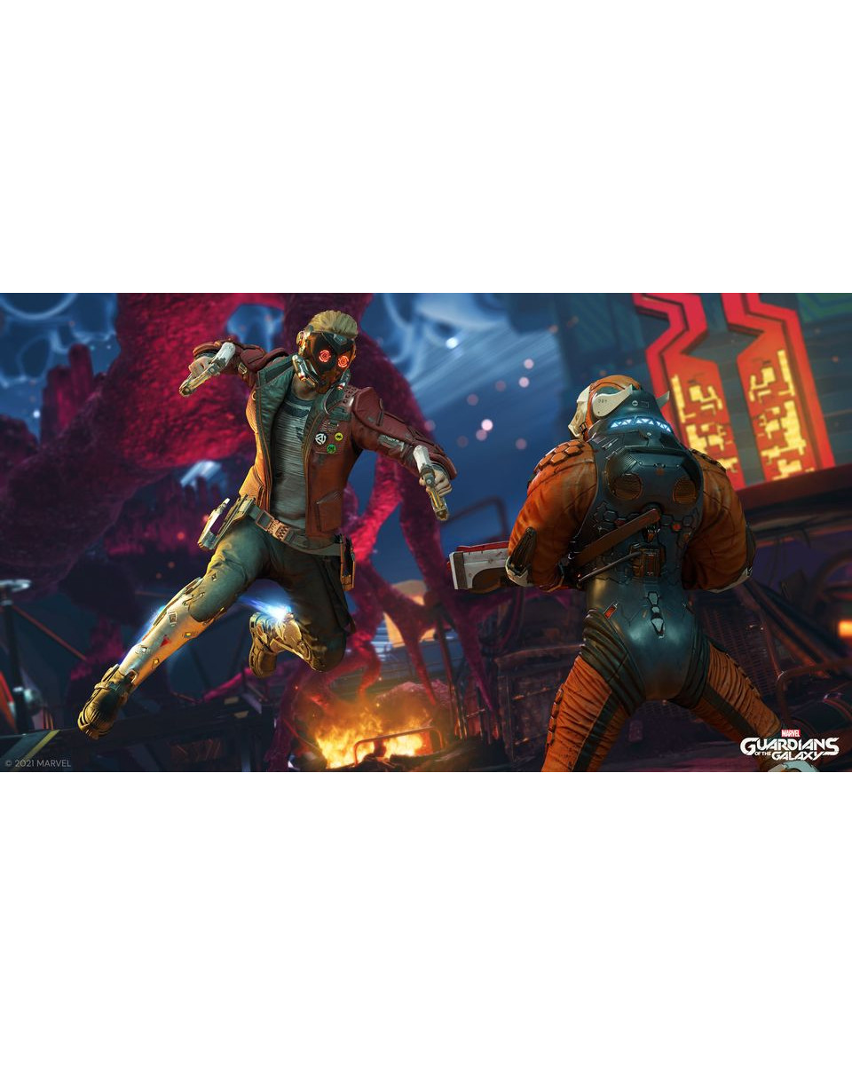 PCG Marvel's Guardians Of The Galaxy