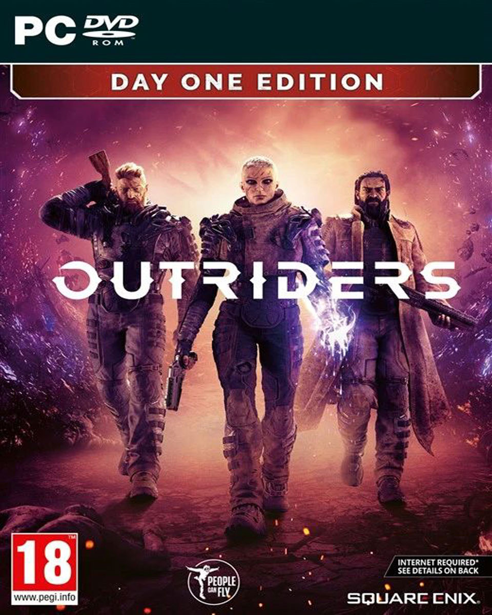 PCG Outriders - Day One Edition