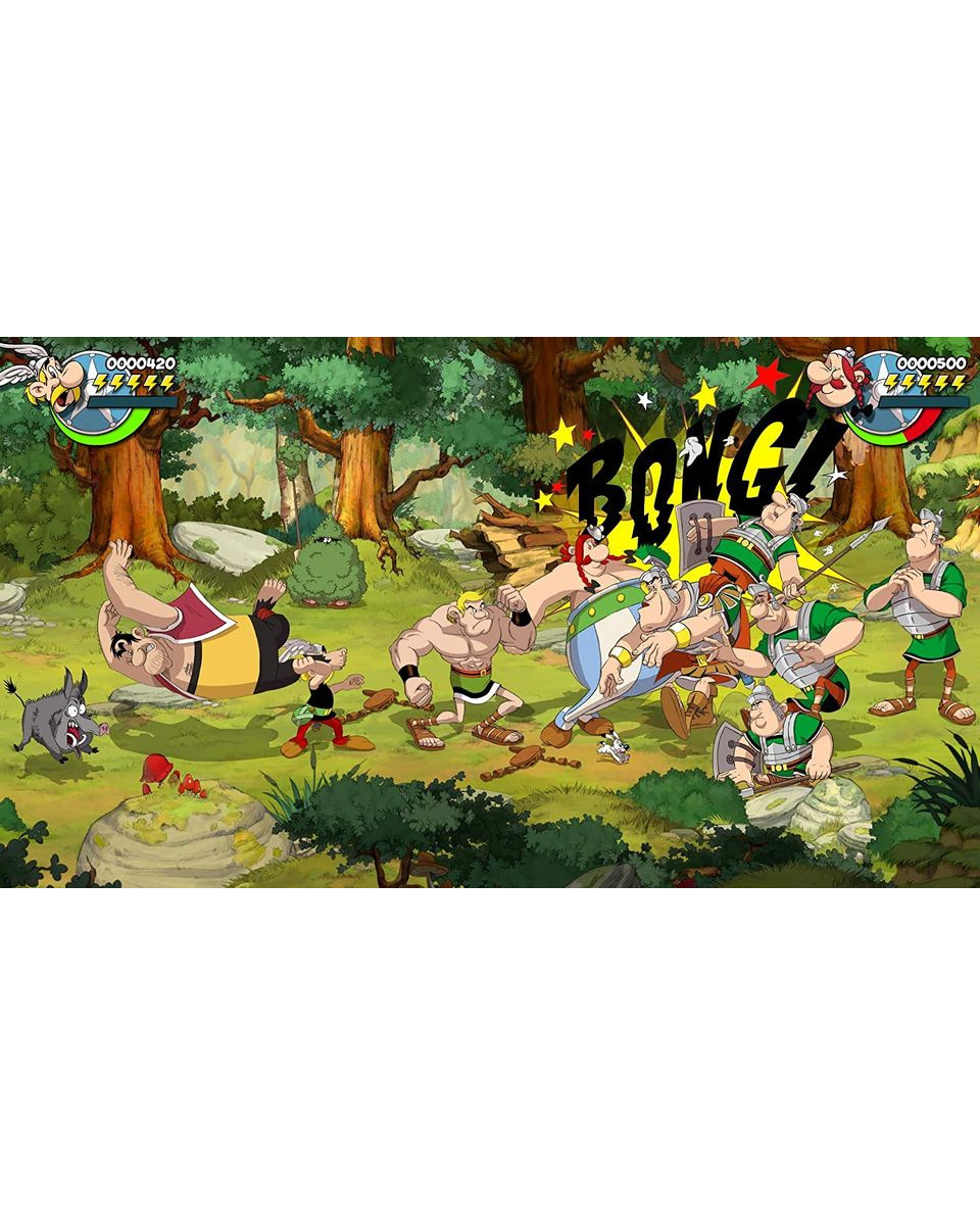 PS4 Asterix and Obelix Slap them All! - Limited Edition