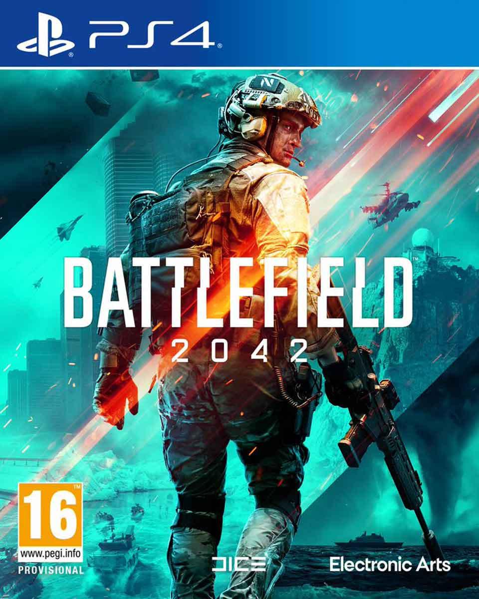 PS4 Battlefield 2042