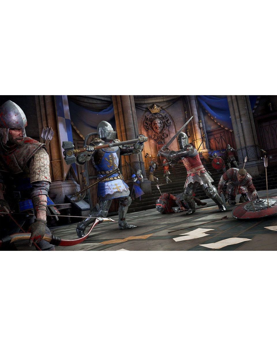 PS4 Chivalry II Day One Edition