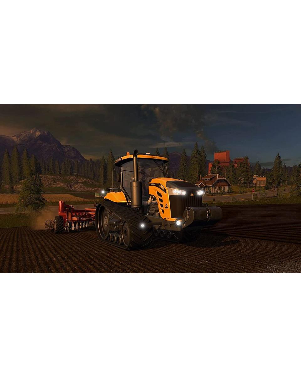 PS4 Farming Simulator 17 - Ambassador Edition