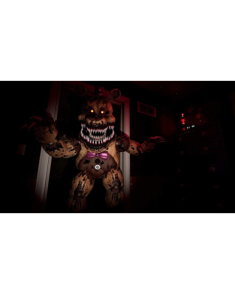 PS4 Five Nights at Freddy's Help Wanted