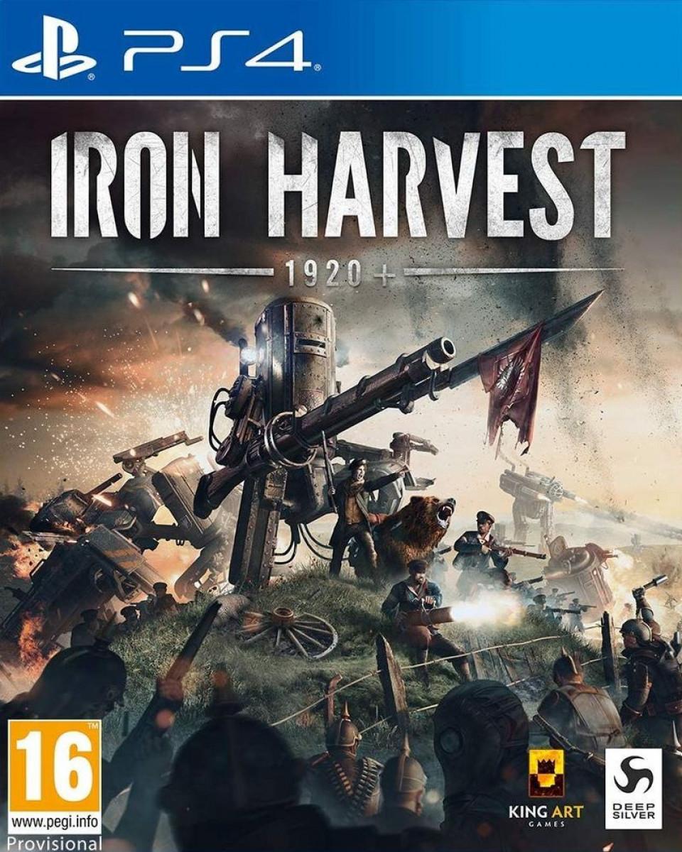 PS4 Iron Harvest