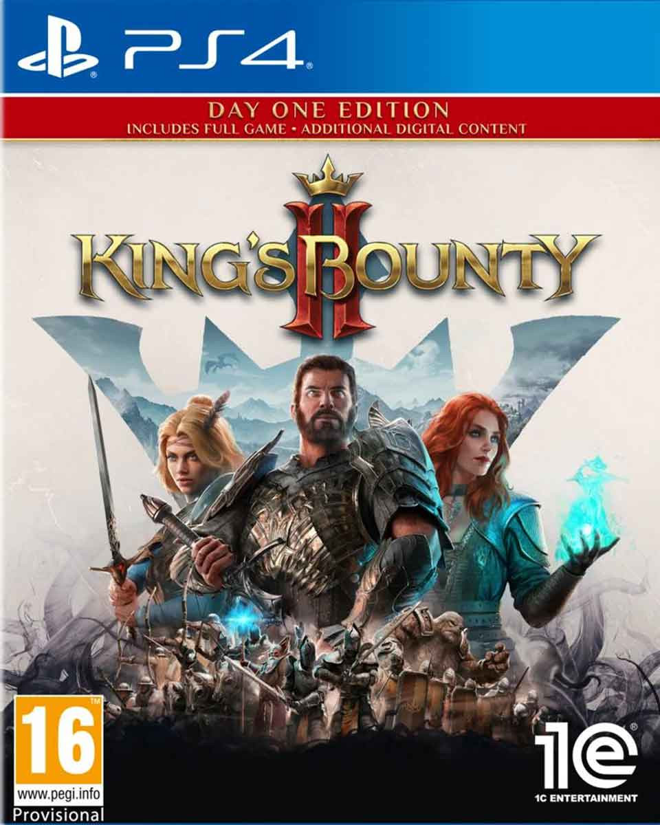 PS4 King's Bounty II Day One Edition