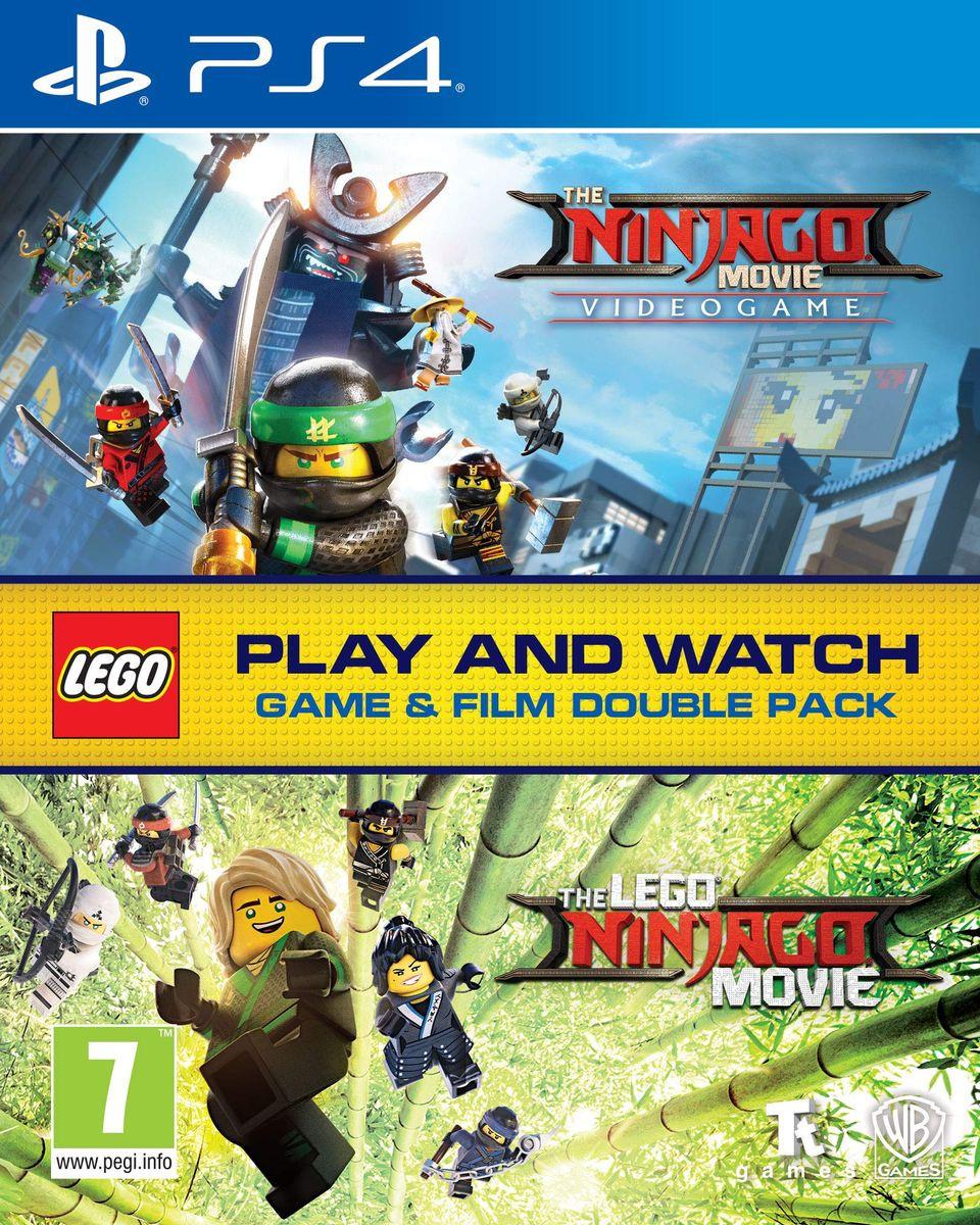 PS4 Lego The Ninjago Movie + Film