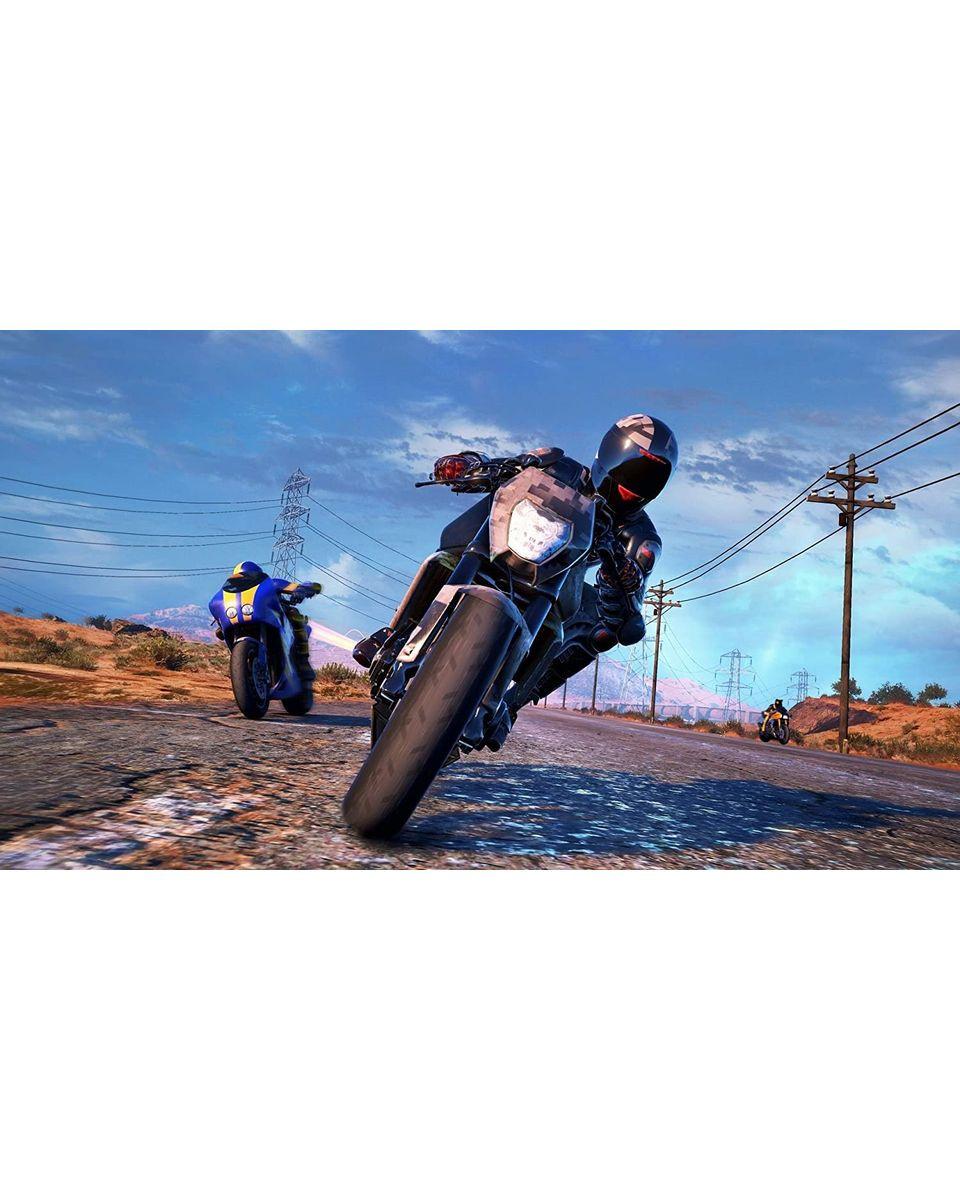PS4 Moto Racer 4