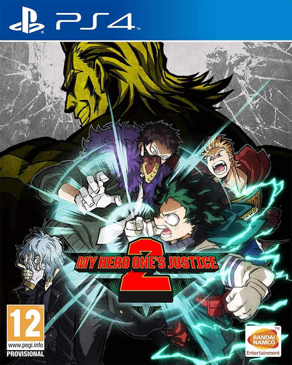 PS4 My Hero One's Justice 2