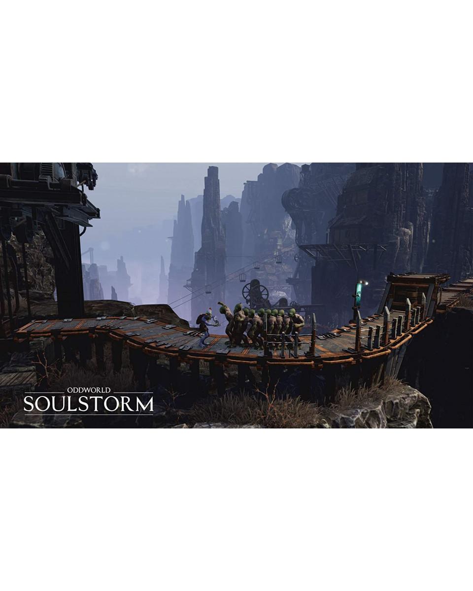 PS4 Oddworld: Soulstorm Collectors Edition