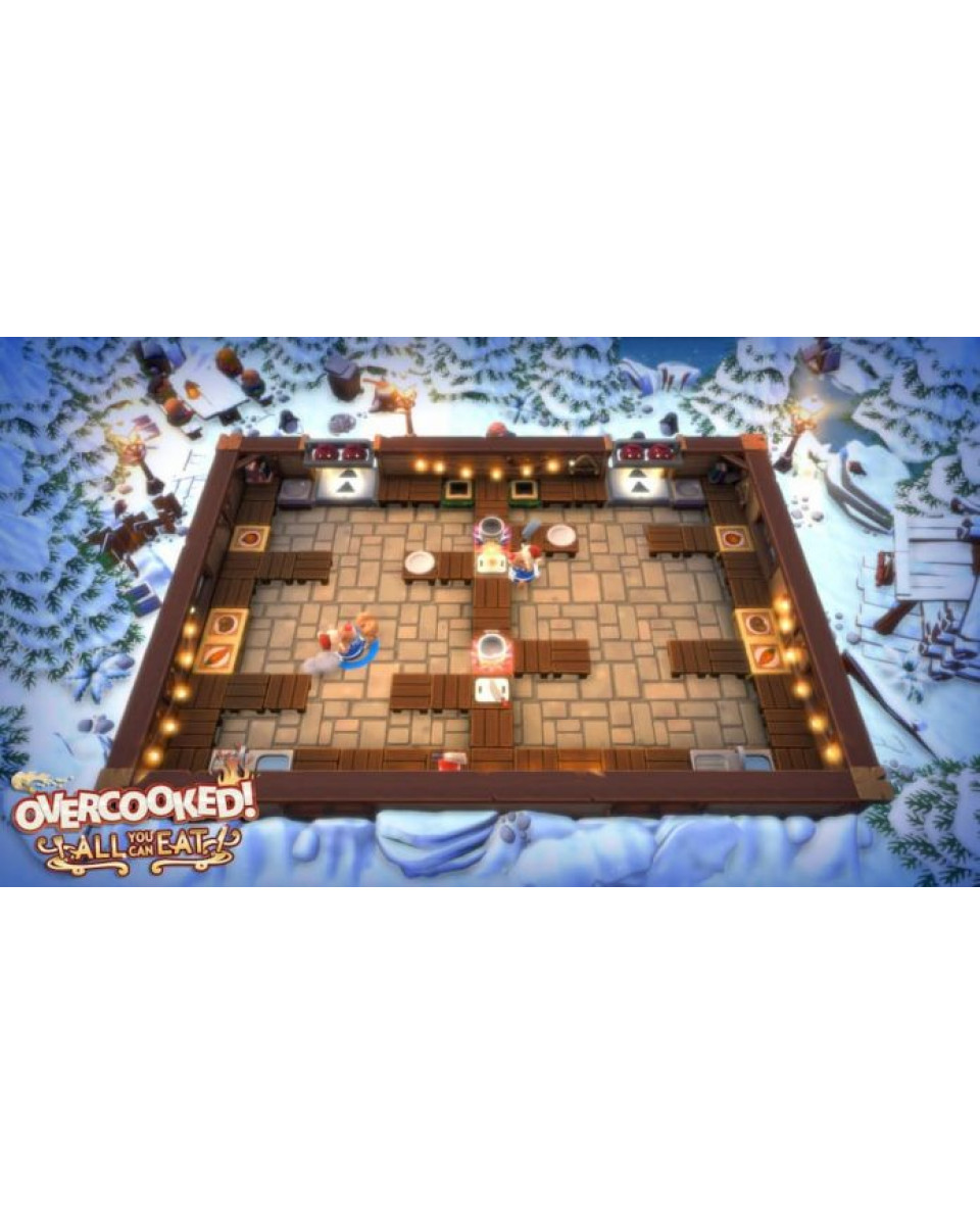 PS4 Overcooked! All You Can Eat