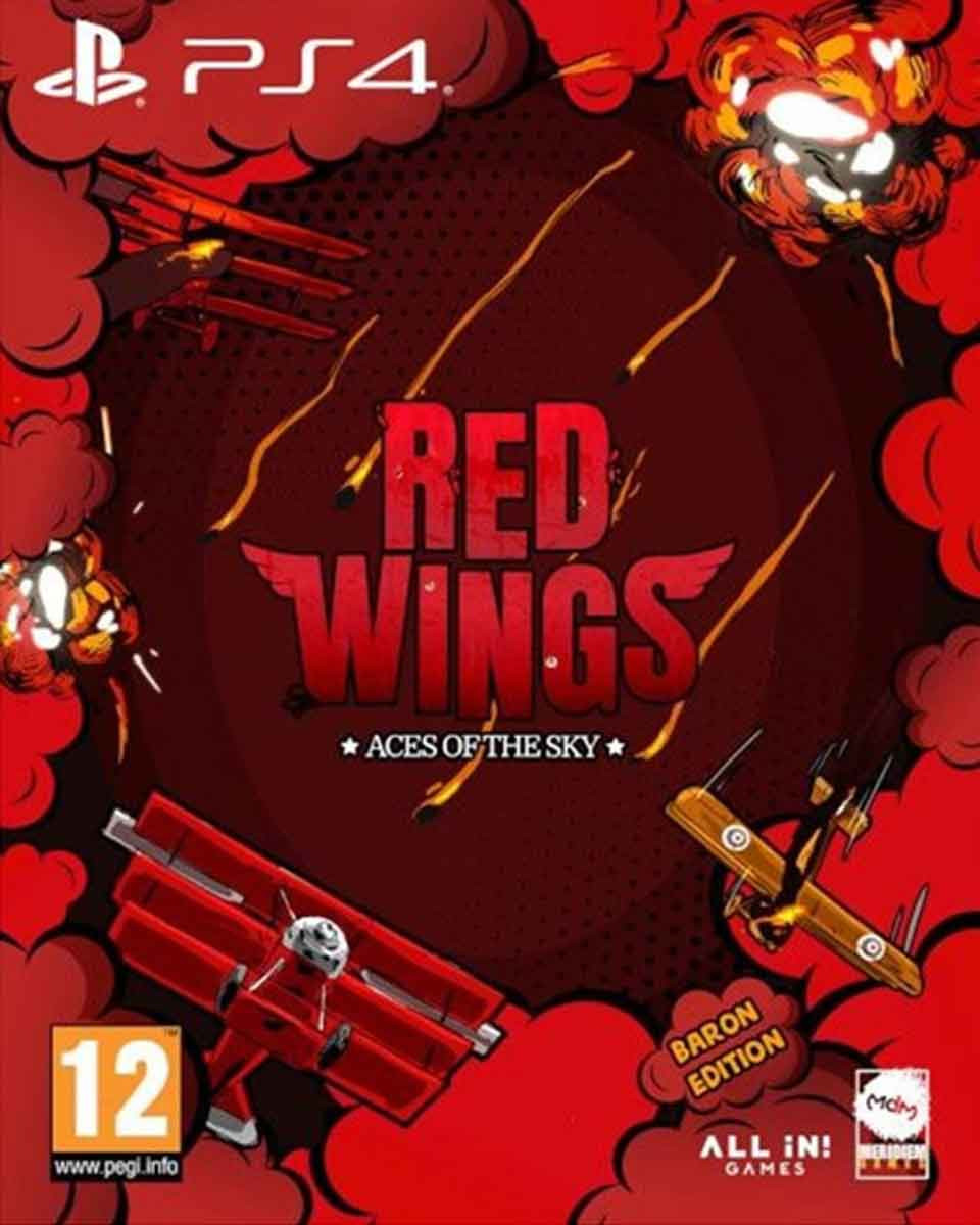 PS4 Red Wings: Aces of the Sky - Baron Edition