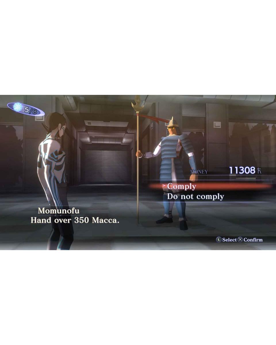 PS4 Shin Megami Tensei III Nocturne - HD Remaster