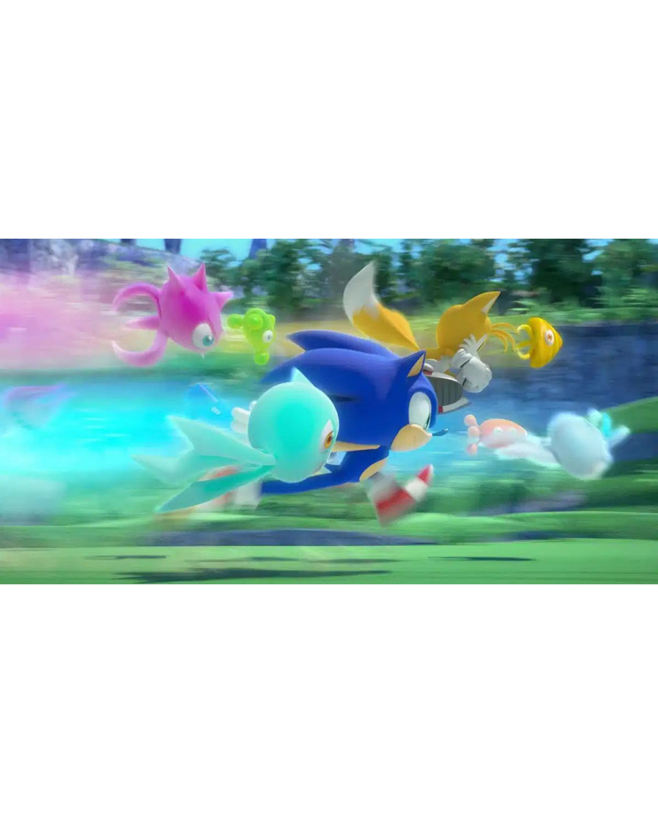 PS4 Sonic Colours Ultimate Launch Edition