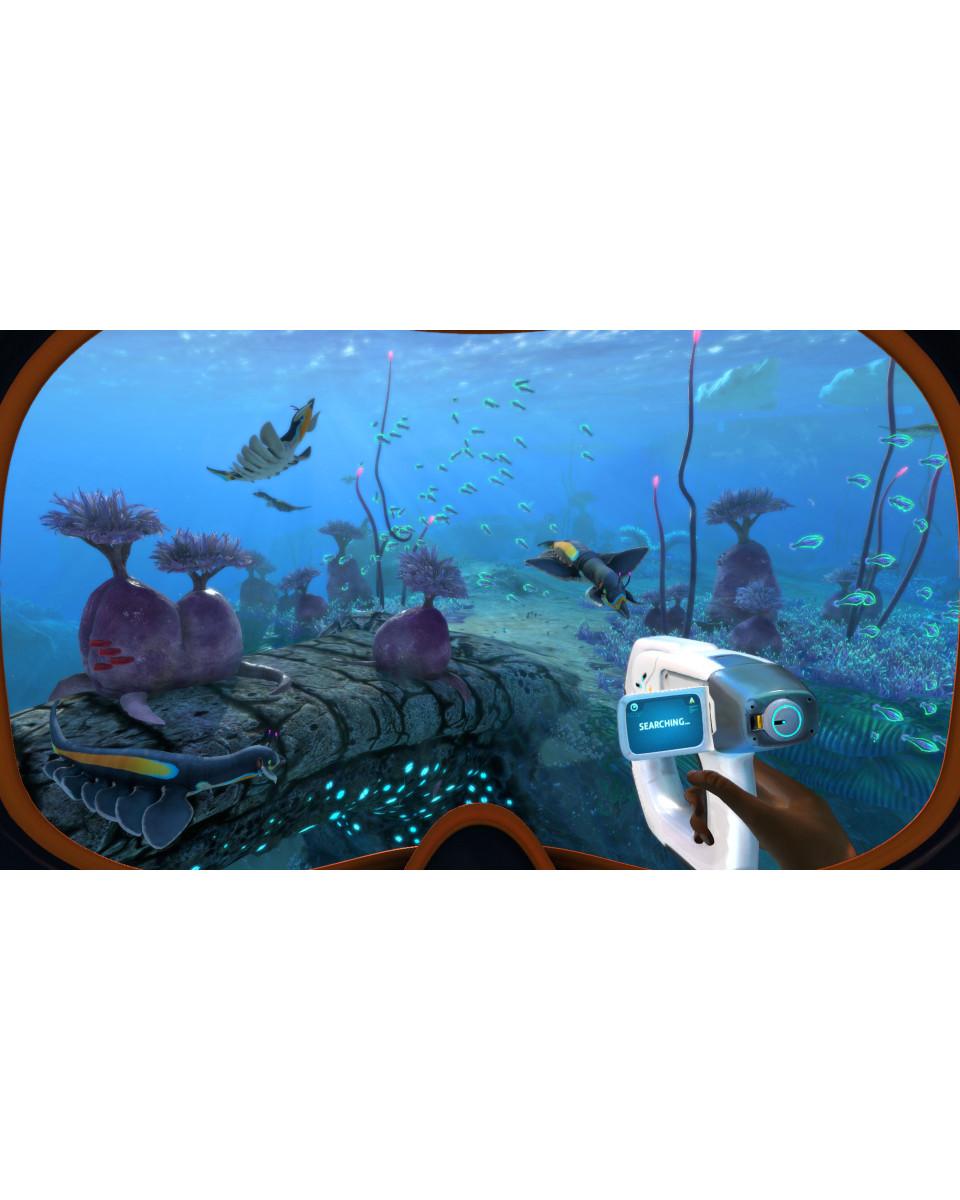 PS4 Subnautica Below Zero