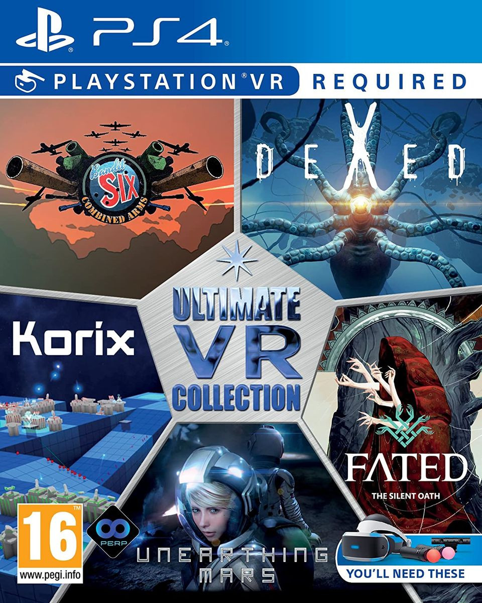 PS4 The Ultimate VR Collection