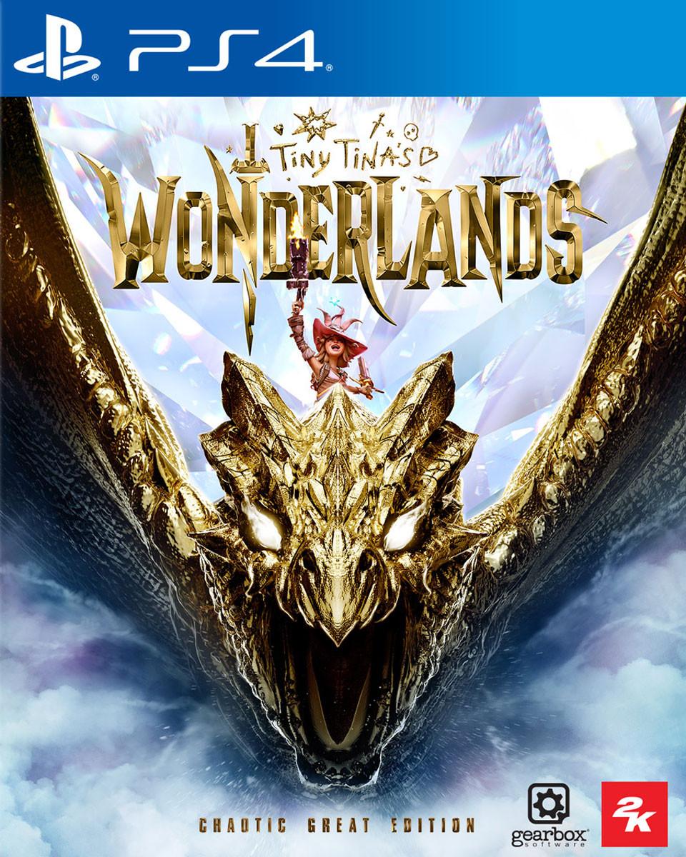 PS4 Tiny Tina's Wonderlands Chaotic Great Edition