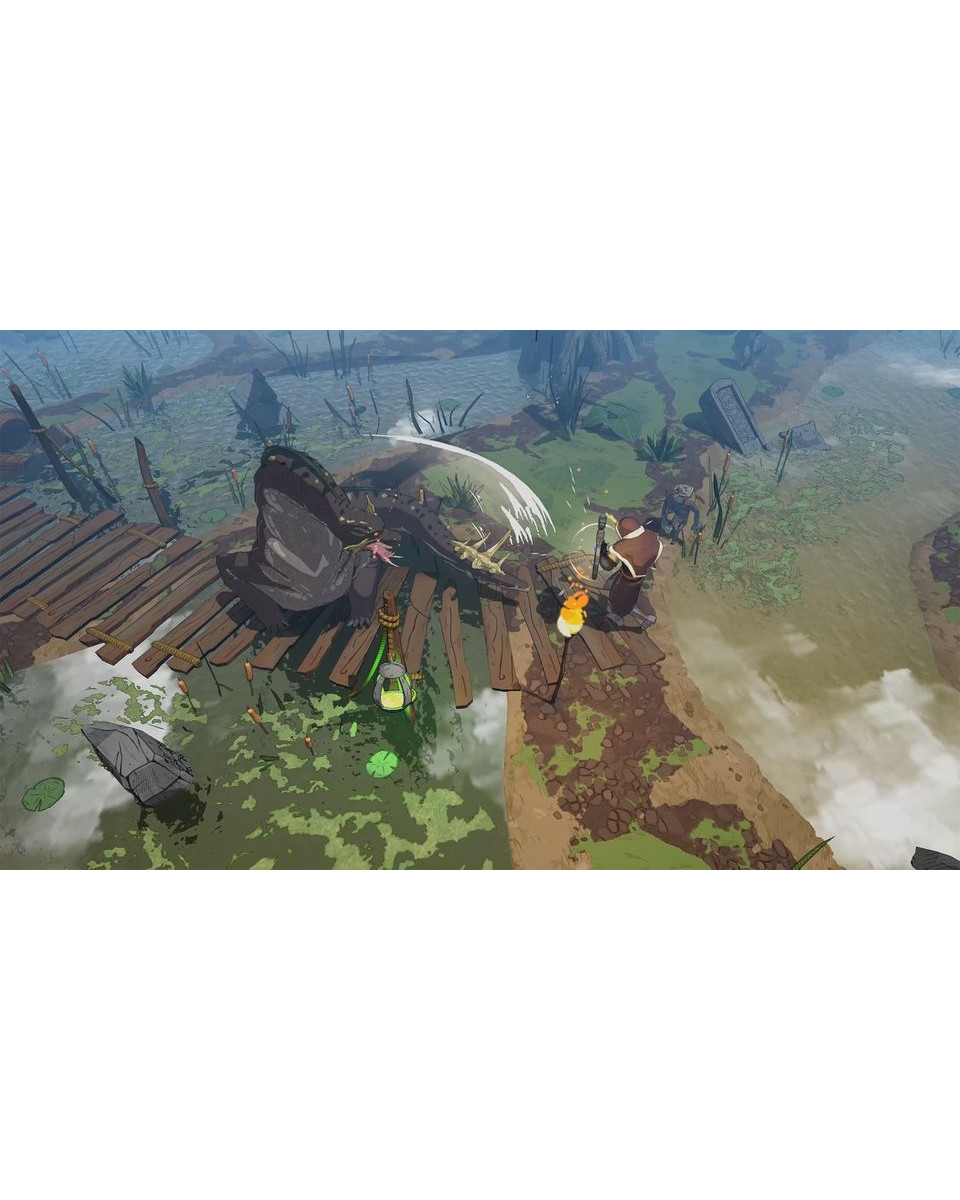 PS4 Tribes of Midgard Deluxe Edition