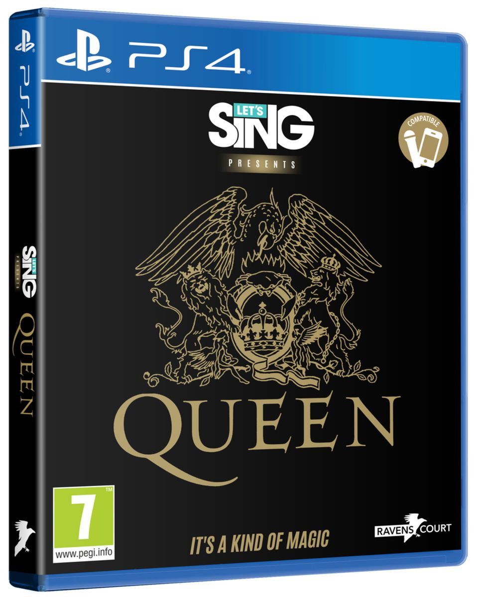PS4 Let's Sing - Queen