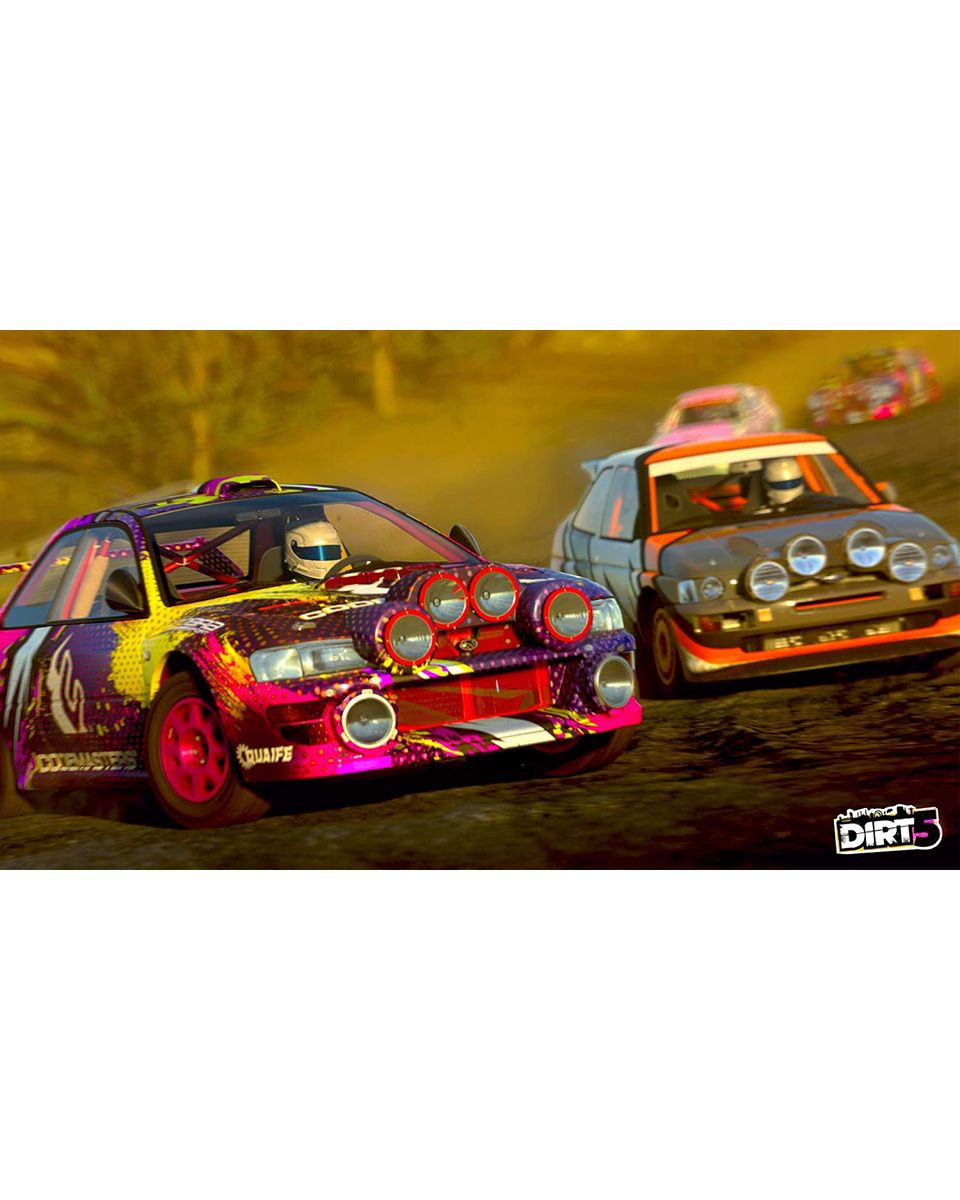 PS4 Dirt 5