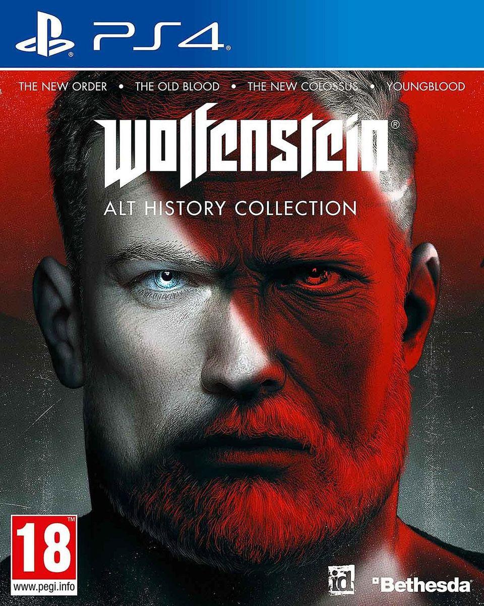 PS4 Wolfenstein - Alt History Collection