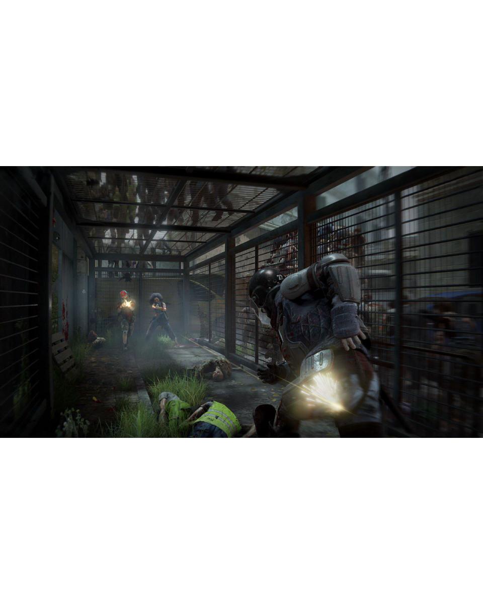 PS4 World War Z - Aftermath