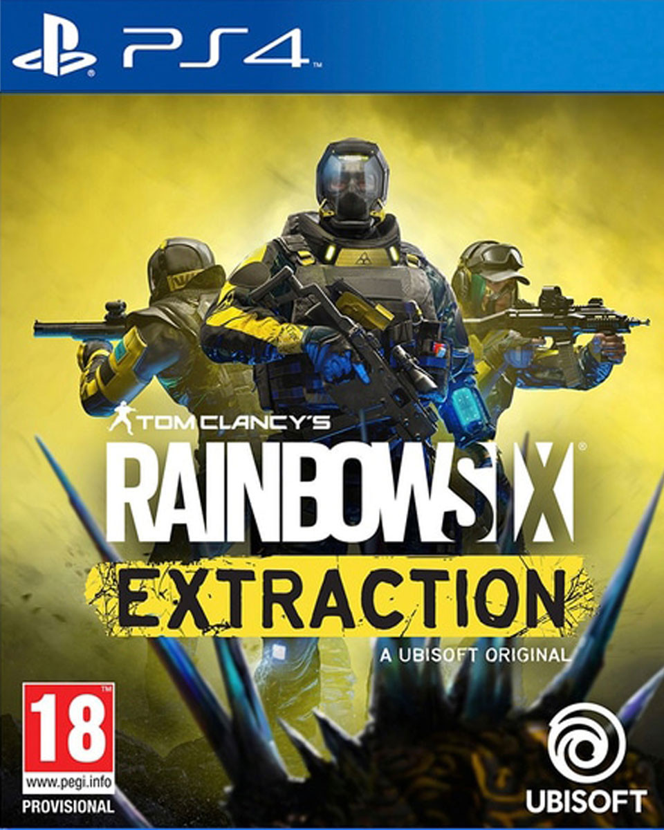 PS4 Tom Clancy's Rainbow Six - Extraction - Guardian Edition