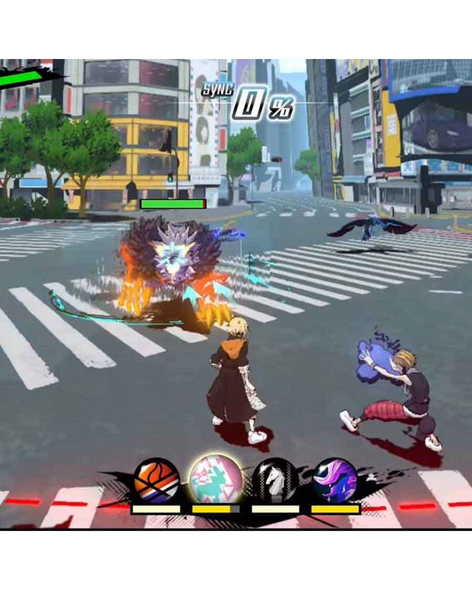PS4 Neo - The World Ends With You
